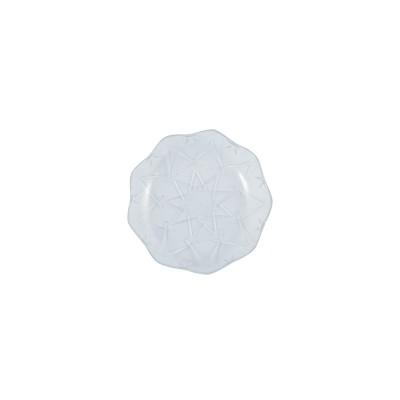 Cristalpac Crystal-Like Plastic Platter ⌀12x2cm - PS | 10kgs
