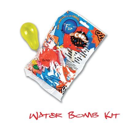 Fun® Balloons Kit - Water-Bomb | 30pcsx24pkts