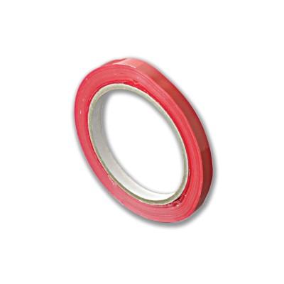 Adhesive Tape 9mmx66m - Red | 192rls