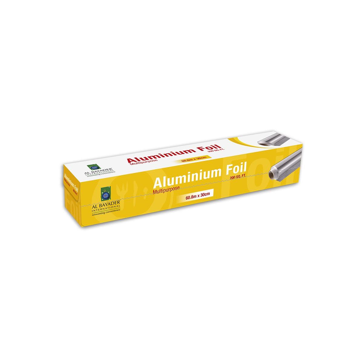 Aluminium Foil 200sqft - 14mic.   12rls
