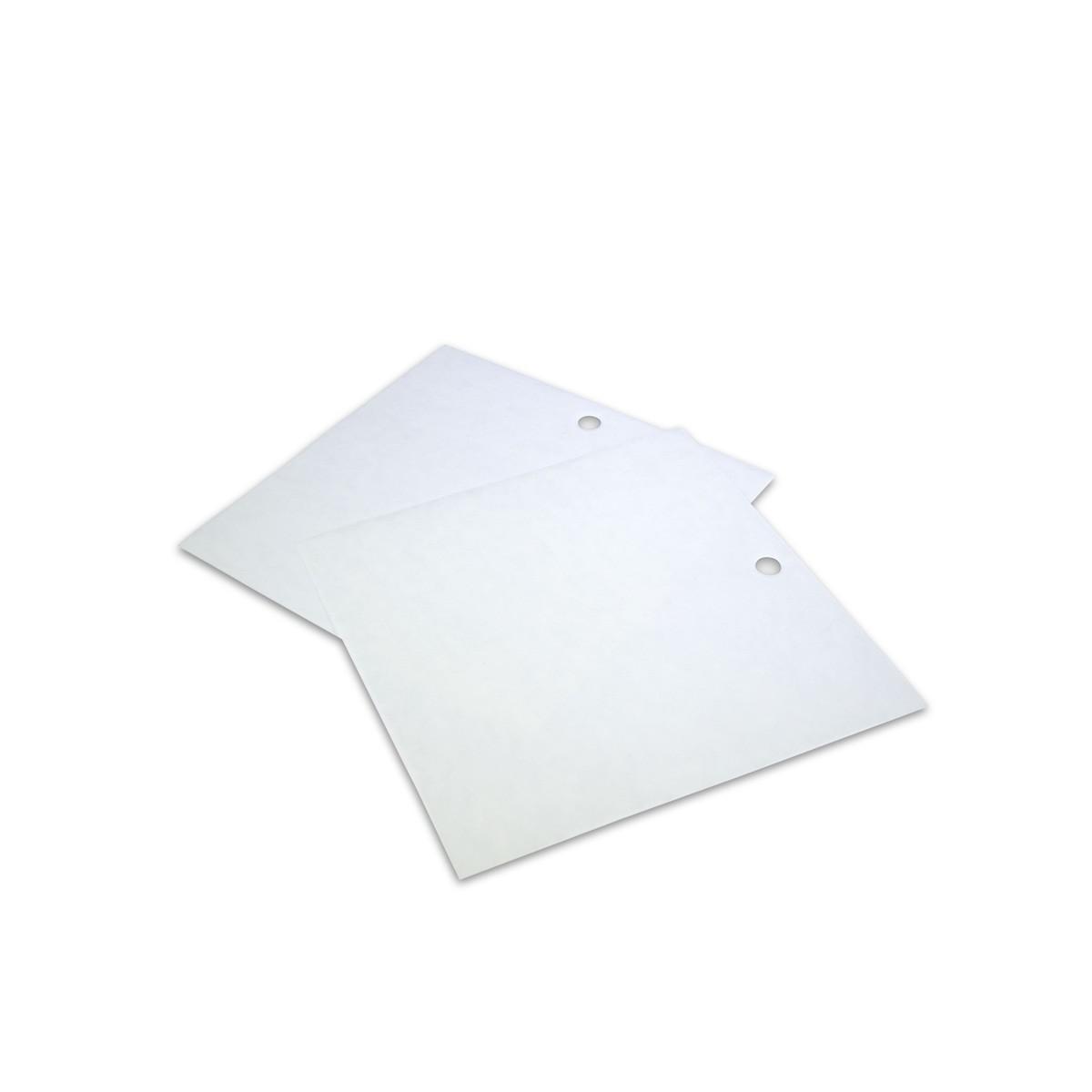 Paper Burger Discs Separators 115x115mm | 1000pcs