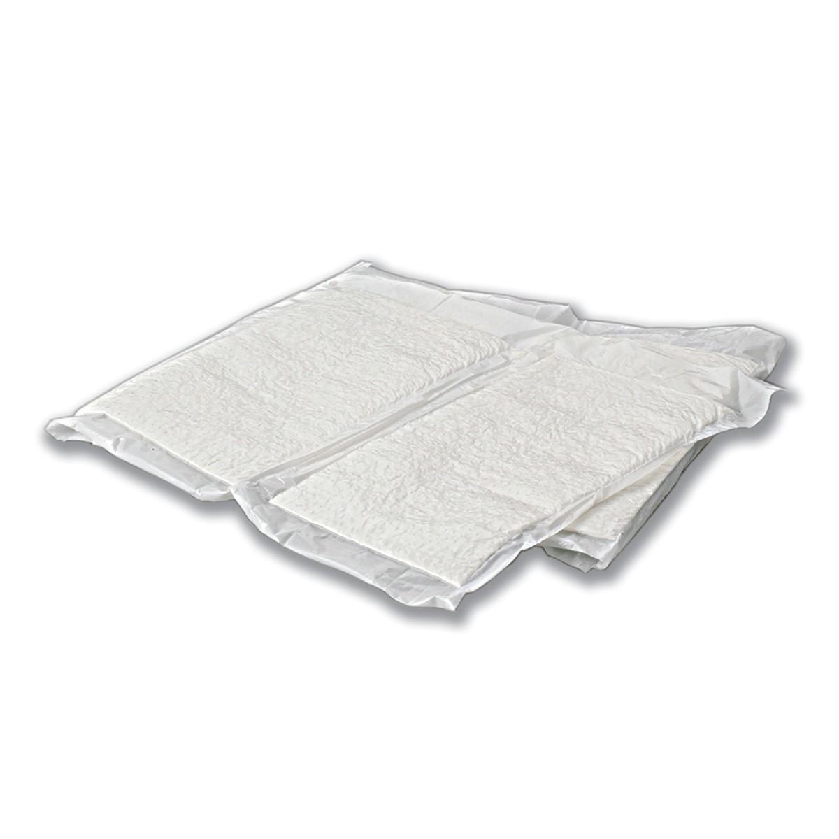 Soak-Up Pad 4x7in - White | 3500pcs