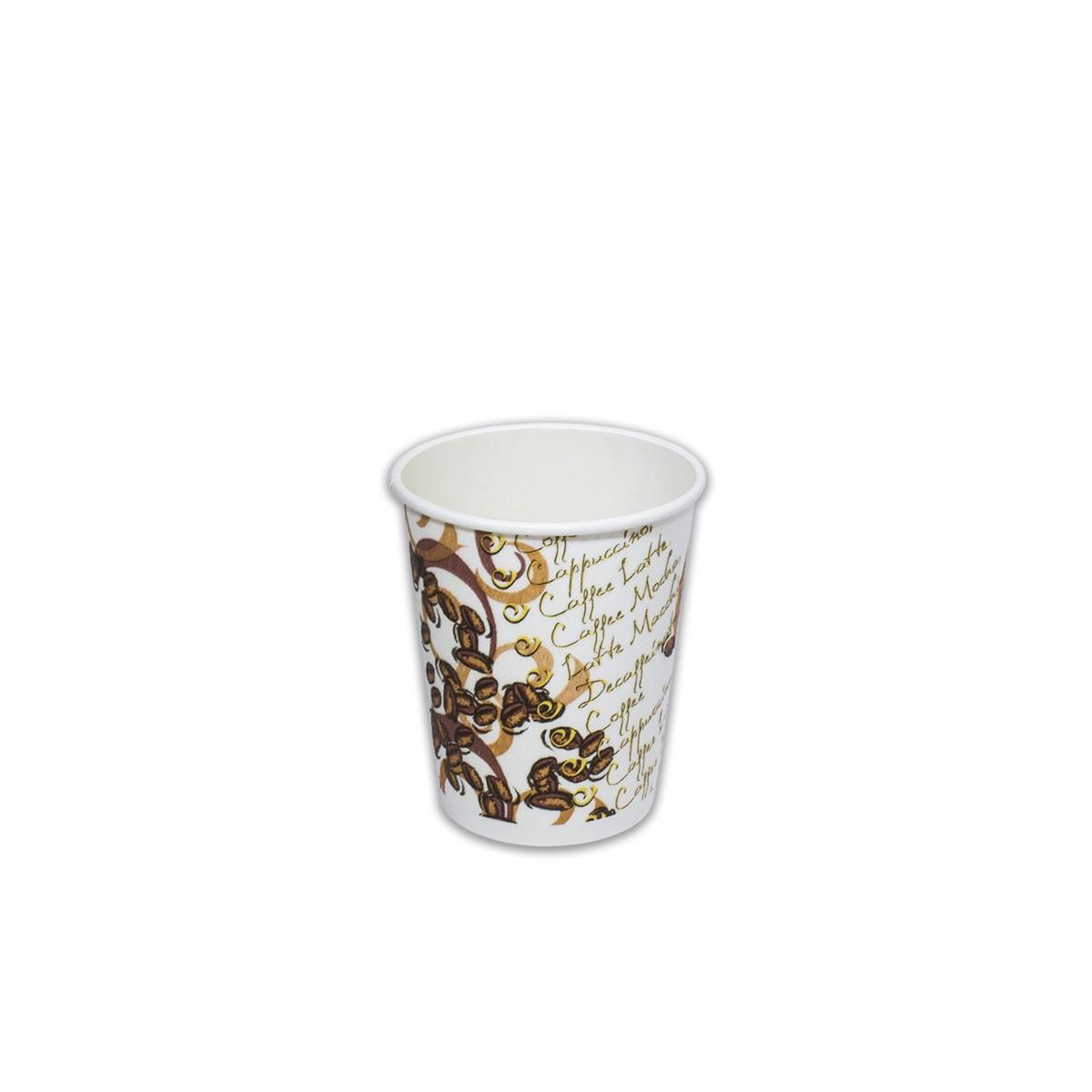 Insulated Foam-Paper Cup 8oz | 50pcsx20pkts
