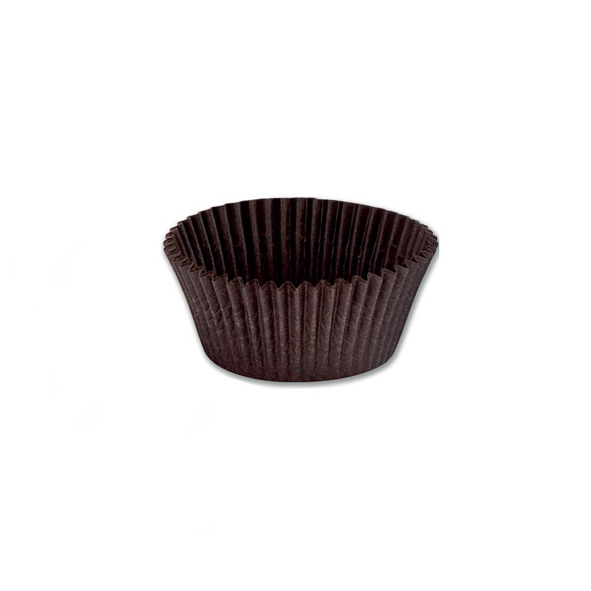 Paper Cake Case ⌀50x35mm - Brown   544pcsx20pkts