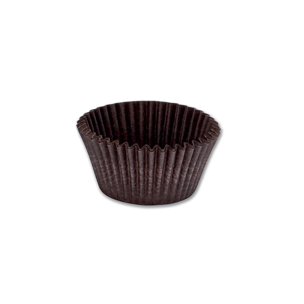 Paper Cake Case ⌀32x25mm - Brown | 504pcsx48pkts