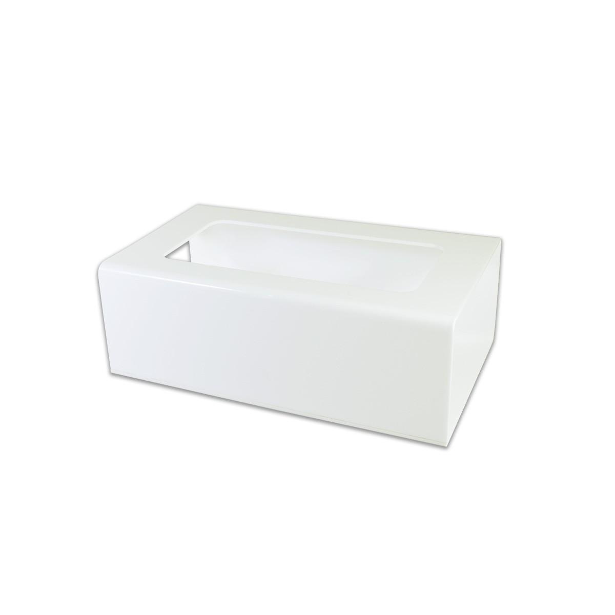 Acrylic Dispenser for Bouffant Caps 25x12x7cm | 1pc