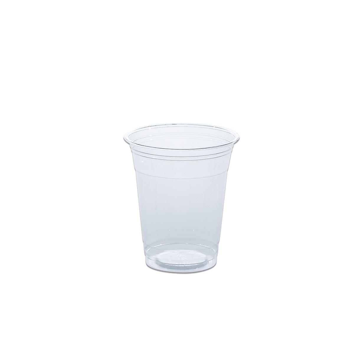 Clear Extra HD Plastic Cups 8oz - PET | 50pcsx20pkts