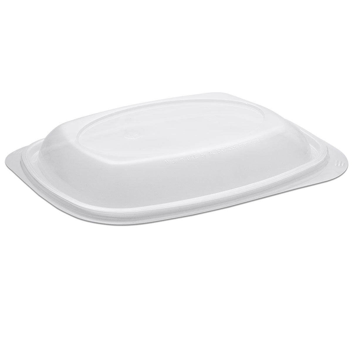 Tutipac Dome Lid for 36/64oz Hot Multipurpose Containers PP   250pcs