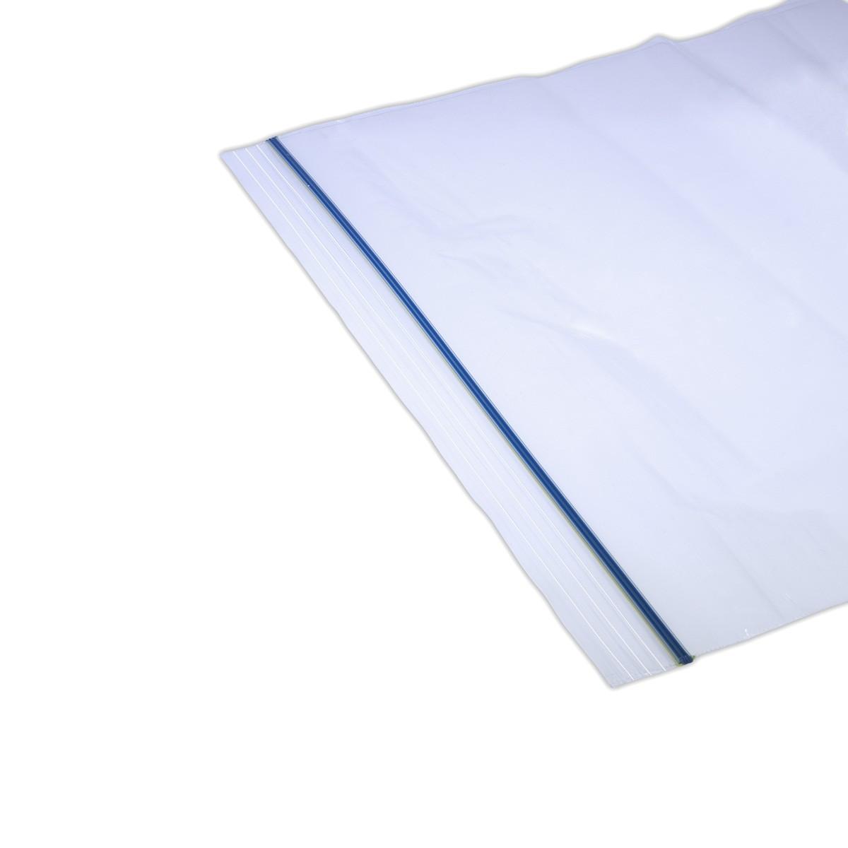 Biodegradable Zipper Bags 20x20cm | 250pcsx20pkts