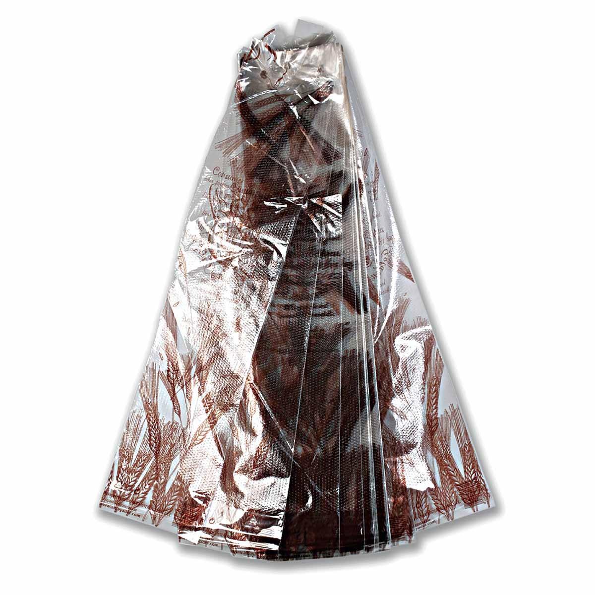 Biodegradable Micro-Perforated Baguette Bag 66x15cm   200pcsx10pkts