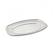 Oval Aluminium Platter 430x286x25mm - HD | 50pcs