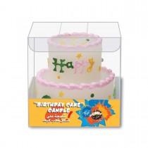 Fun® Birthday Candle - Birthday Cake | 1pcx6pkts