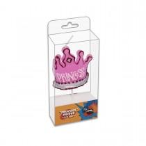 Fun® Birthday Candle - Princess | 1pcx10pkts
