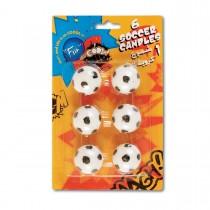 Fun® Birthday Candles - Soccer | 6pcsx24pkts