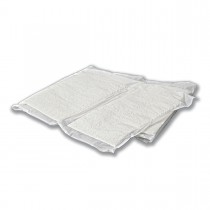 Soak-Up Pad 4x7in - White | 3500pcs