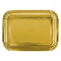 Premium Golden Paper Tray 400x295x20mm | 10kgs