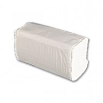 1-Ply Inter-Fold Paper 24x21cm - White | 150pcsx20pkts