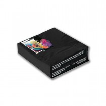 2-Ply Napkin 33x33cm - Black | 50pcsx27pkts