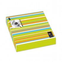 Fun® 3-Ply Napkin 33x33cm - Evergreen 5 | 20pcsx12pkts