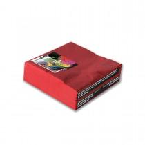 Fun® 2-Ply Napkin 33x33cm - Red | 50pcsx27pkts