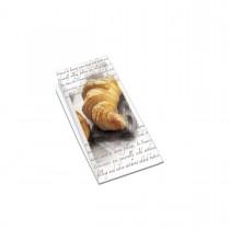 Paper Bag 14+7x26cm (for 8 Croissants) | 1000pcs