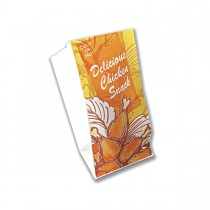Greaseproof Paper Chicken Bag 13x24+7cm | 400pcs