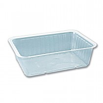 Sealnheat Clear M.Wavable Container 32oz PP | 800pcs