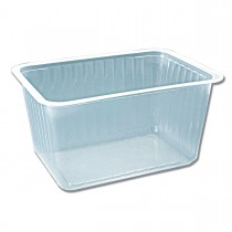 Sealnheat Clear M.Wavable Container 64oz PP | 600pcs