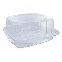 Pastripac Clear Confectionery Box 250x250x100mm PET | 130pcs