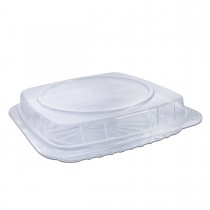 Pastripac Clear Confectionery Box 250x250x55mm PET | 140pcs
