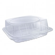 Pastripac Clear Confectionery Box 250x250x80mm PET | 105pcs