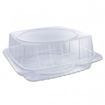 Pastripac Clear Confectionery Box 280x280x80mm PET | 150pcs