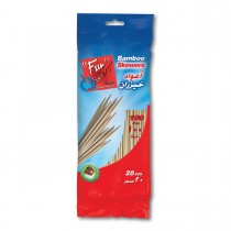 Fun® Bamboo Skewer 20cm | 100pcsx25pkts