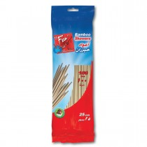Fun® Bamboo Skewer 25cm | 100pcsx25pkts