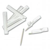 Wooden Toothpick 6.5cm - Mint/Ind. Wrap | 1000pcsx5pkts