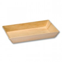 Rectangular Wooden Container 217x87x28mm | 500pcs