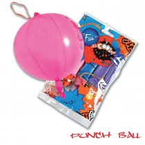 Fun® Balloons - Punch-Ball | 4pcsx25pkts