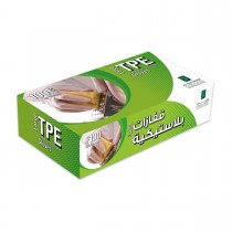 Disposable TPE Gloves - Large | 100pcsx10pkts