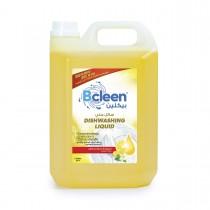 Bcleen® Dishwashing Liquid 5000ml - Lemon | 4pcs