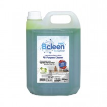 Bcleen® Pro All-Purpose Cleaner 5000ml - Green Apple  | 4pcs