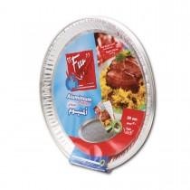 Fun® Round Aluminium Platter ⌀300x20mm | 5pcsx20pkts