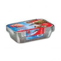 Fun® Aluminium Container w/ Lid 360cc | 10pcsx100pkts