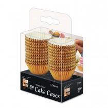 Fun® Paper  Cake Case ⌀6cm - Gold | 300pcsx32pkts
