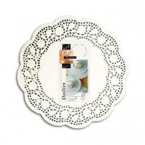 Fun® Round Doily ⌀8.5in - White | 250pcsx8pkts