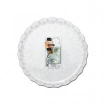 Fun® Crystal-Like Plastic Plate ⌀27cm | 5pcsx15pkts