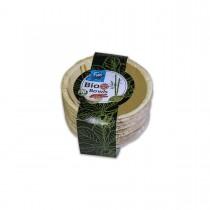 Fun® Palm Bio Leaf Round Bowl 6 - 16oz | 10pcsx10pkts
