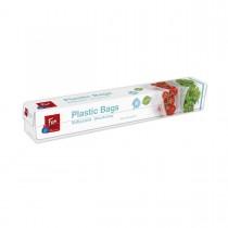 Fun® Bio H.D.P.E. Plastic Bags on Roll 35x45cm | 50pcsx12rolls