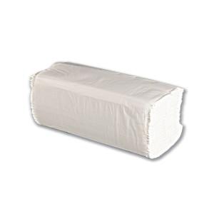1-Ply Folded Napkin 16x40cm - White | 250pcsx18pkts