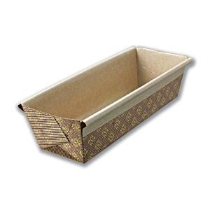 Rectangular Paper Baking Mould 238x80x75mm | 480pcs