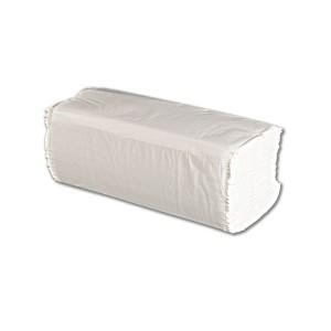 1-Ply C-Fold Paper 24x24cm - White | 150pcsx20pkts